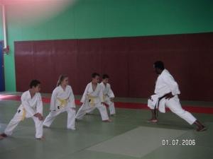 Team karaté