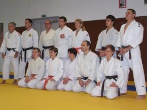 Echange Judo Karaté