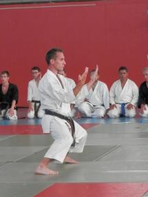 Steve Piazza Gangaku Kata