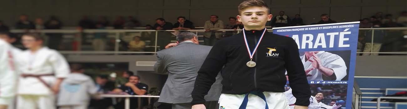 Championnat Kumite du Rhône
