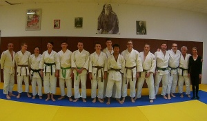 partage judo karate avril 2017