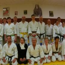 partage karaté judo avril 2017 le groupe