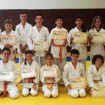 Karaté Tassin enfants 10-14ans