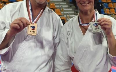 3 Podiums au Championnat de France Karaté pour Tassin Ecole d'Arts Martiaux – T.E.A.M